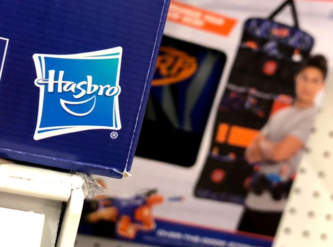 Massachusetts Makes its Play for Toy Maker Hasbro