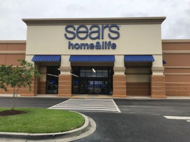 Sears Pins Future on Small Stores Selling Appliances, Mattresses
