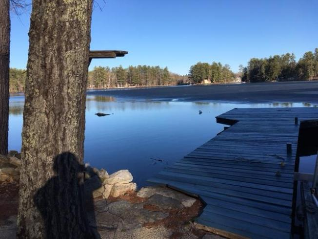 It's Spring: 'Ice-Out' Declared on Lake Winnipesaukee in NH