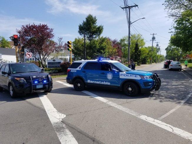 Elderly Hyannis, Mass. Man Hit While Crossing Street