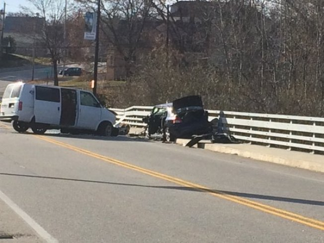 Two Seriously Injured in New Hampshire Bridge Crash