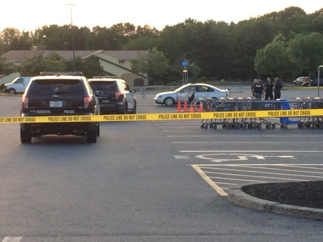 4 in Custody After Shots Fired Outside Walmart in Augusta, Maine