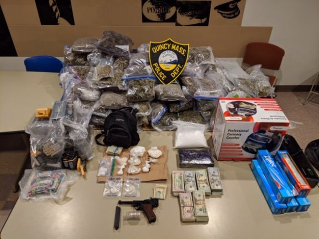 More Than $300K Worth of Drugs Recovered, 2 Arrested