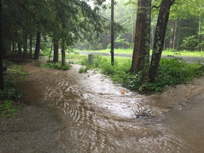 Vermont Roads Closed Due to Flooding