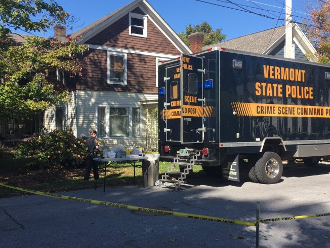 Police ID 2 Found Dead in Vermont Apartment