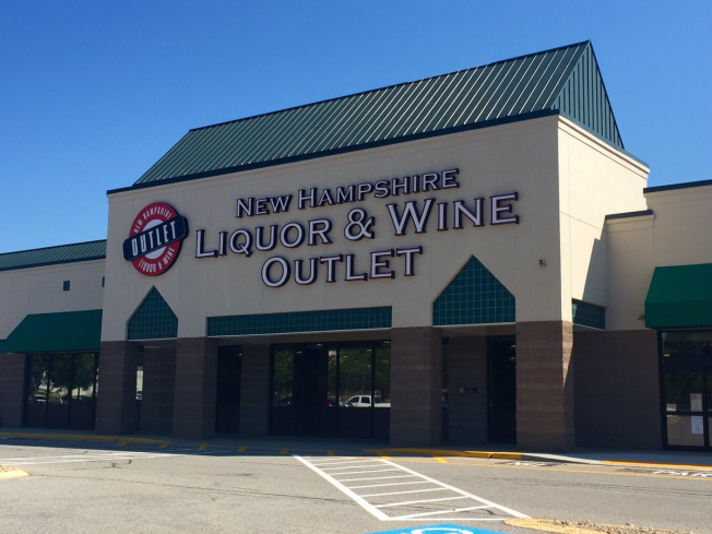 "Northern New England's ""Largest Liquor Store"""