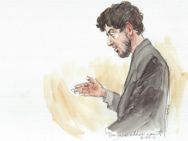 Dzhokhar Tsarnaev Taken to Colorado Prison