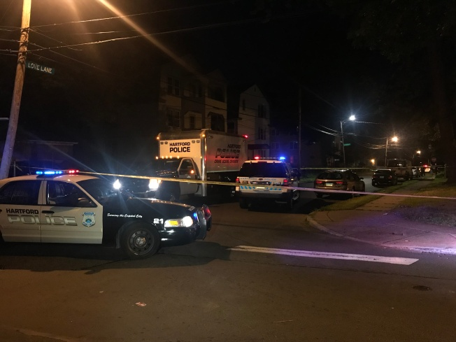 Hartford Police Investigate Homicide on Love Lane