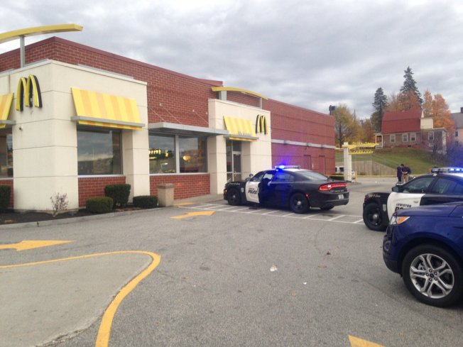 Shooting Reported at McDonald's in Maine
