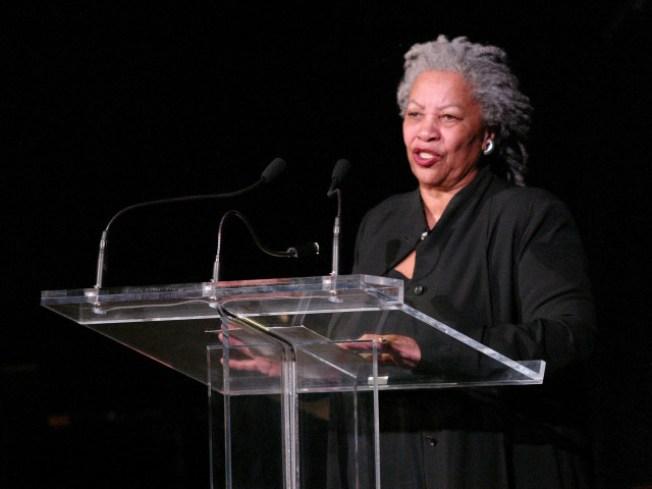 Nobel Laureate Toni Morrison Honored With Literary Award