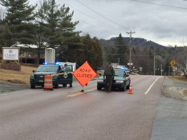 Police Standoff in Orange, Vermont, Ends With 1 in Custody