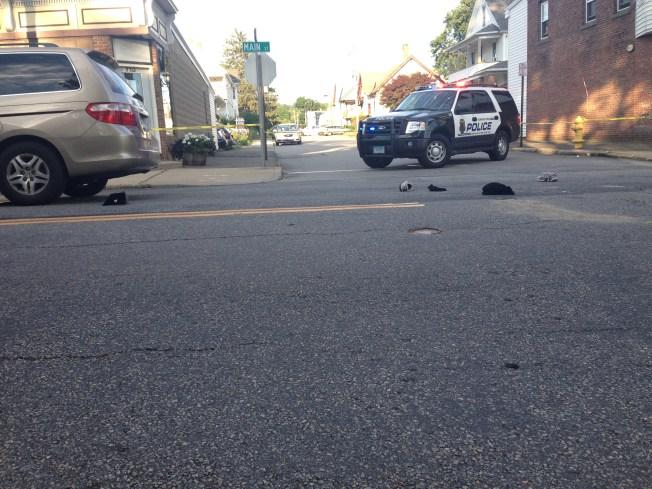 79-Year-Old Woman Dies After Being Hit by Van