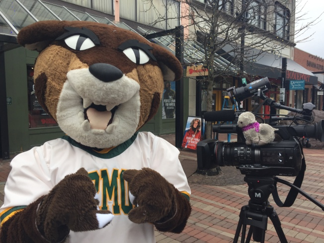 New Statue of UVM Mascot Could Roar Onto Marketplace