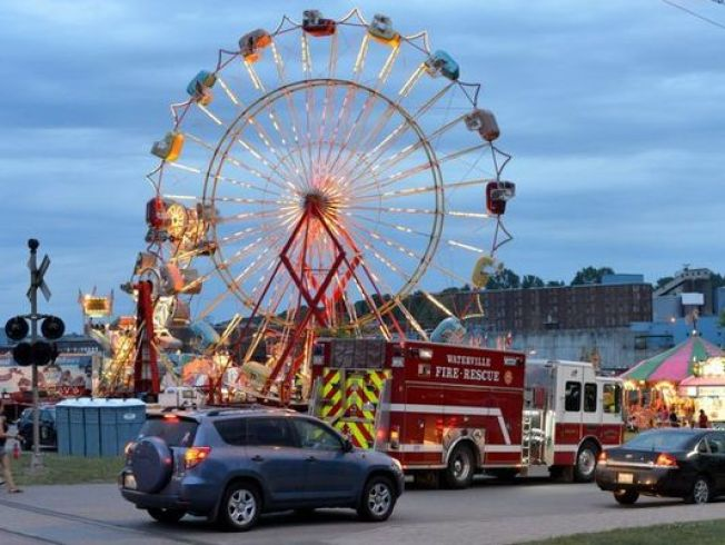 Second Carnival Incident in 2 Days Injures Woman