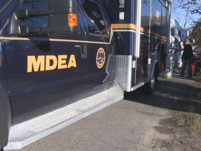 MDEA Makes 50th Meth Lab Bust of 2015