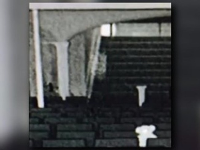 Ghost Sighting at Maine Theater?