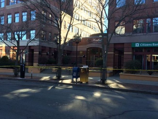 Suspicious Package Left at Portland, Maine, FBI Office