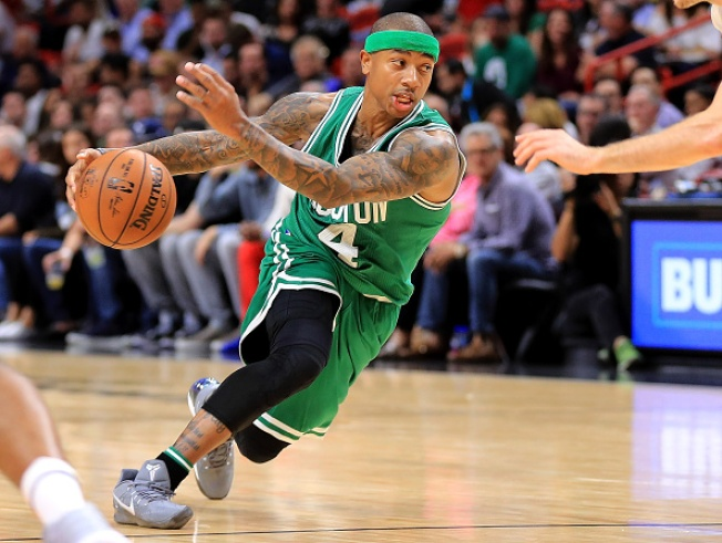 NBA Star Isaiah Thomas' Sister Killed in Car Crash