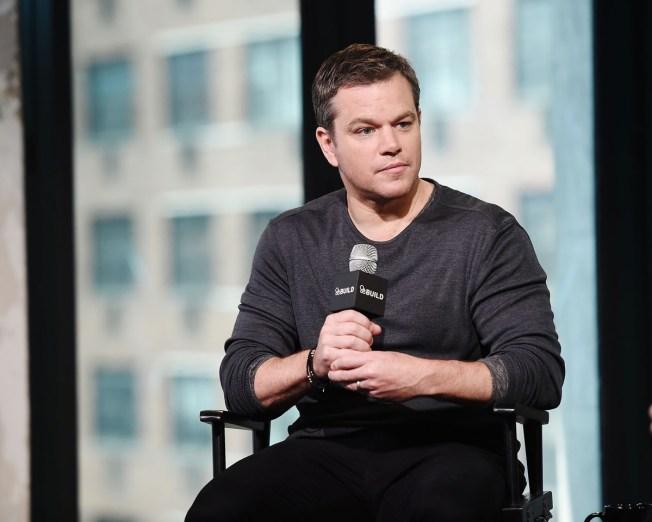 Matt Damon's Father Dies of Cancer at 74