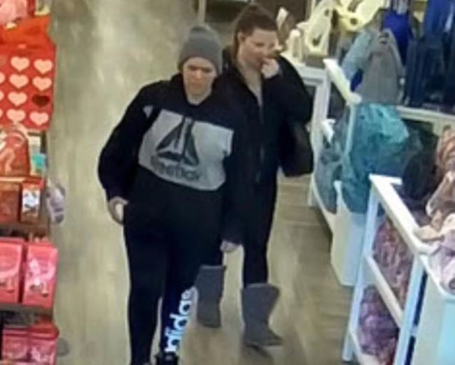 Police Looking for Women Allegedly Seen Shoplifting Patriots Gear