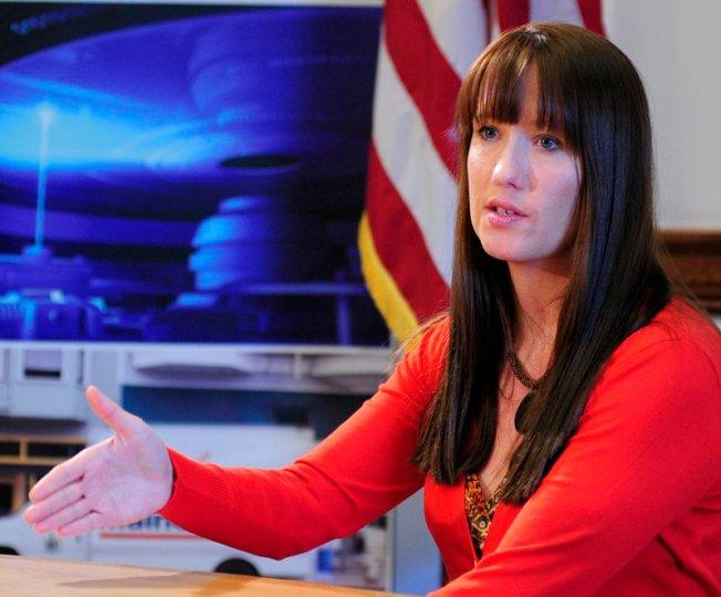 Adrienne Bennett, Former Gov. Spokeswoman, Running for 2nd CD in Maine