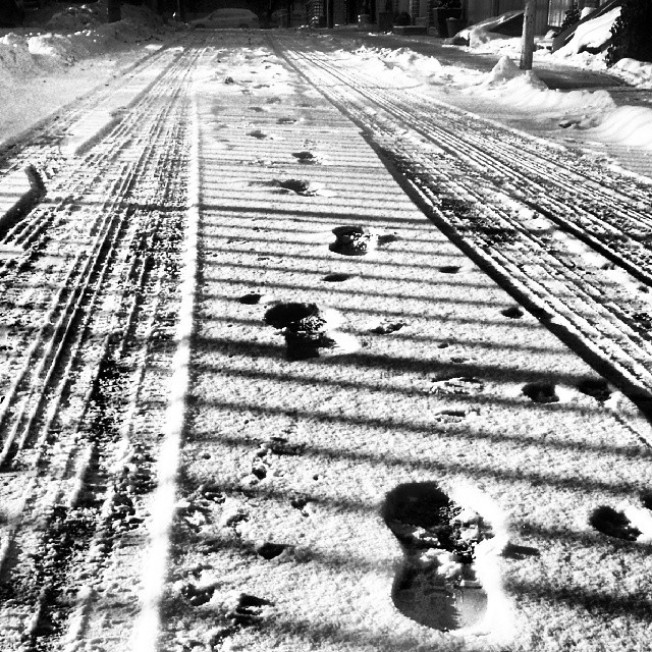 Snowy Footprints Lead NJ Cops to Car Burglary Suspect