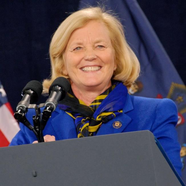 Congresswoman Chellie Pingree, Former Newspaper Owner Donald Sussman Seeking Divorce