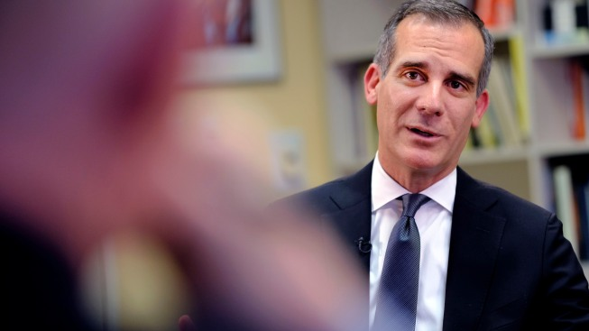 LA Mayor Garcetti: Trump 'Has Done Plenty of Racist Things'