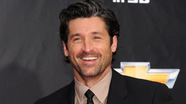Patrick Dempsey Heads To Maine For Award