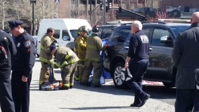Car Rolls Over Man, Killing Him in Providence, Rhode Island