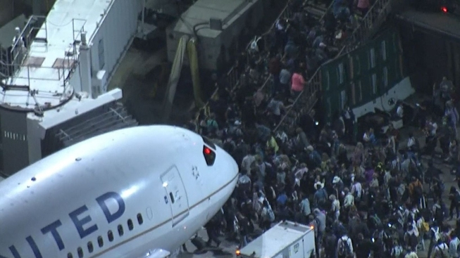 Airport False Alarms Expose Danger of Panicked Evacuations