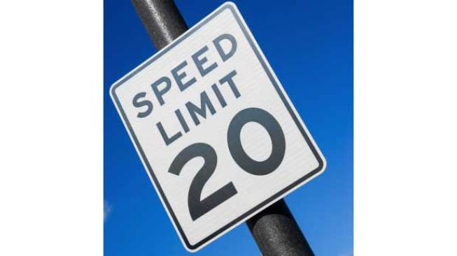 Speed Limit Dropping to 20 MPH on Most Cambridge Streets