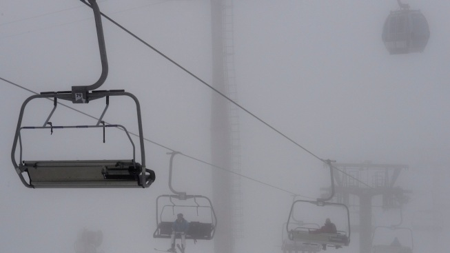 2 Hospitalized After Ski Lift Collision