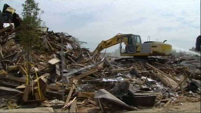 Federal Disaster Declaration Approved for Tornadoes