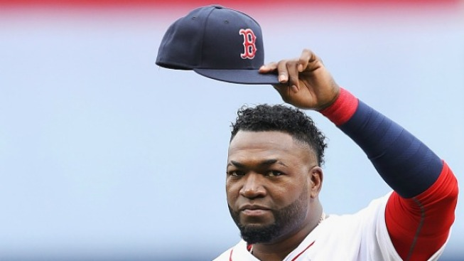 New Christmas Apparel Could Land David Ortiz on Naughty List