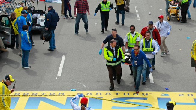 St. Louis Fire Officials: Paramedic Lied About Helping Boston Marathon Bombing Victims
