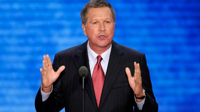 "John Kasich in NH: ""All My Options Are on the Table"""