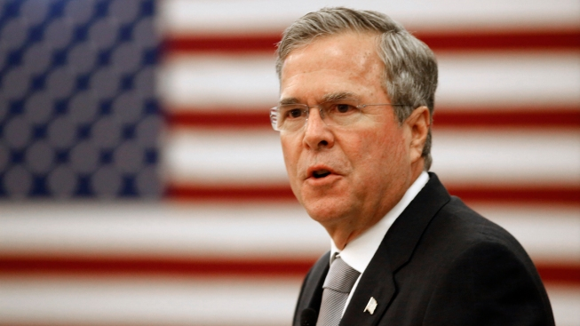 Jeb Bush Making 3 Stops in New Hampshire