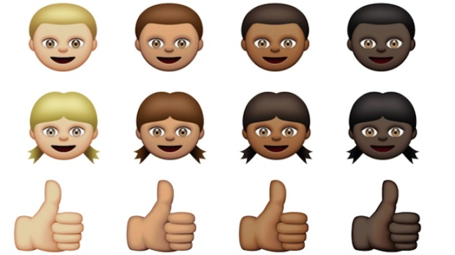 Apple Releases iOS 8.3 Update with Racially Diverse Emojis