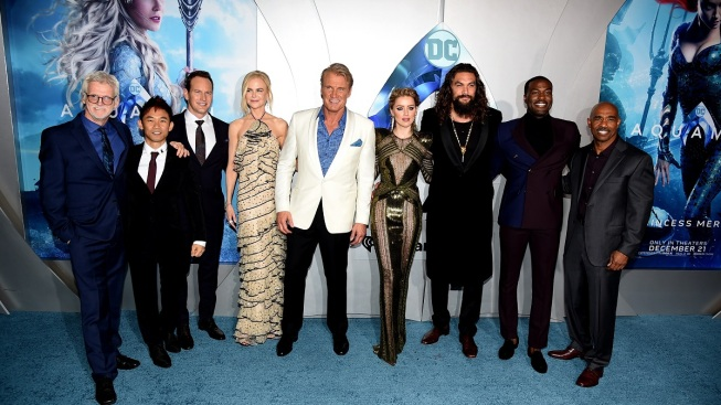'Aquaman' Floats to Top of Box Office With $67.4M Debut, Outswims 'Poppins'