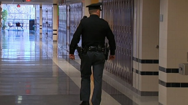 Board Votes to Remove Armed Guards From Schools