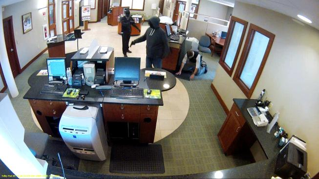 Police Seek 2 Bank Robbery Suspects in Nashua, New Hampshire