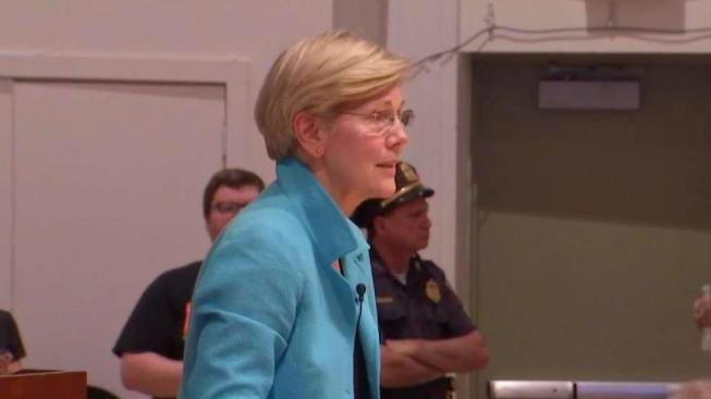 Sen. Elizabeth Warren to Call for New Federal Approach to Opioid Crisis