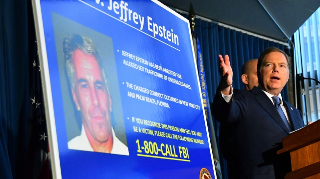 Charities Say They Never Got the Donations Jeffrey Epstein Claims he Made