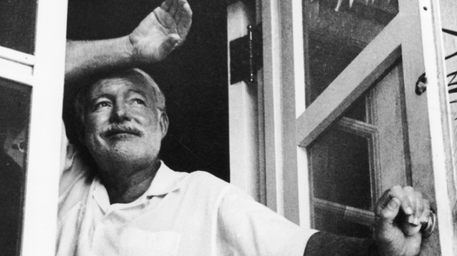 New Ernest Hemingway Exhibit at JFK Library
