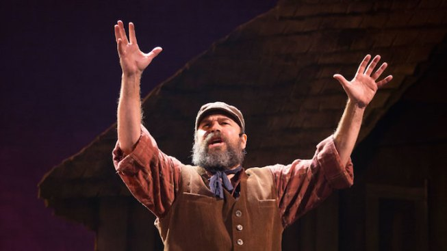 'Fiddler on the Roof' Revival Will Close at End of Year