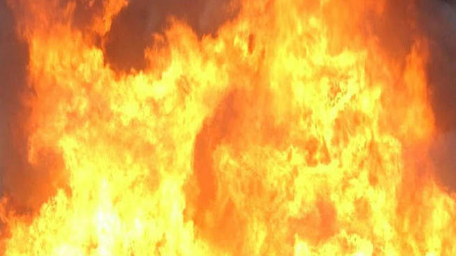 Authorities Charge 2 With Arson in Storage Building Fire