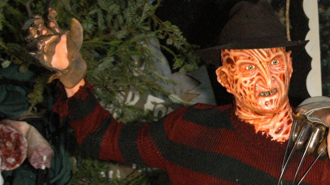 Video Shows Masked Freddy Krueger Scaring Kids at Day Care