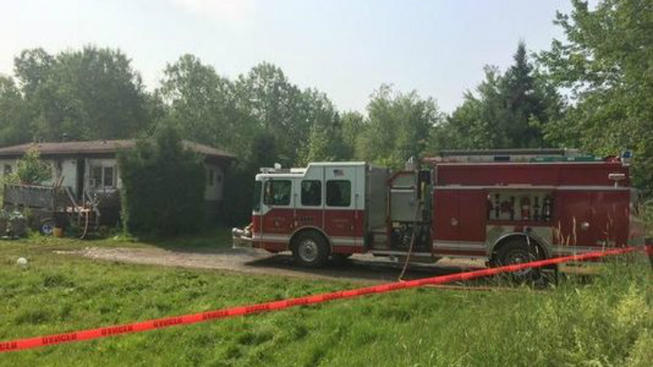 Child Cooking in Kitchen Caused Fatal Fire
