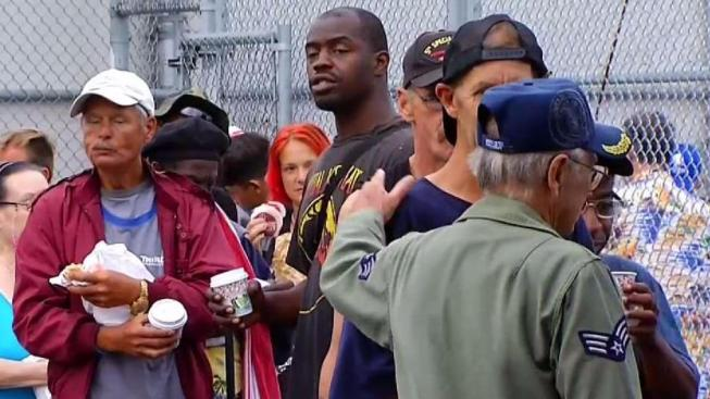 US Veteran Homelessness Declines 5 Percent: Officials